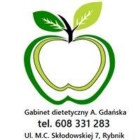 Dietetyk Rybnik - Agnieszka Gdańska