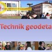 Technik geodeta w ZSB Brzozów