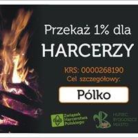 """Harcerski Ośrodek Obozowy """"PÓLKO"""""""