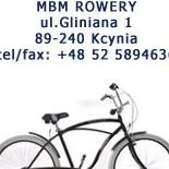 MBM rowery