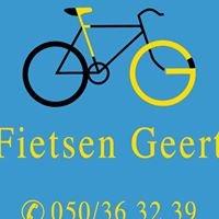 Fietsen Geert