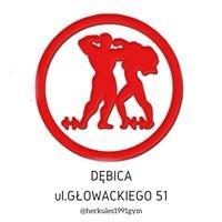 Siłownia HERKULES - Dębica,Głowackiego 51