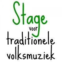 Stage voor Traditionele Volksmuziek
