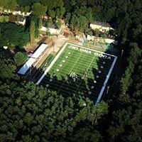 Futbolowy stadion w Zielonej Górze
