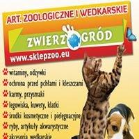 Sklep Zoologiczno Wędkarski - Zwierzogród