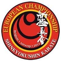 European Championship Shinkyokushin 2012