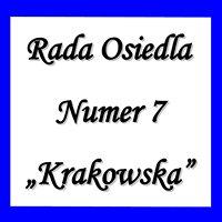 "Rada Osiedla Nr 7 ""Krakowska"""