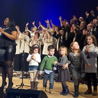 Anghelion Gospel Choir and Focus Sound of Victory - Nembro 28 Dic 2013