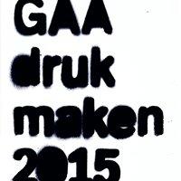 GAA druk maken 2015