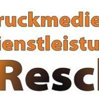Druckmedien und Dienstleistungen Resch