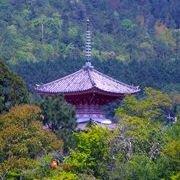 旧嵯峨御所 大本山大覚寺 Daikakuji Temple