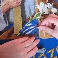 Sztandary - Pracownia Haftu Artystycznego