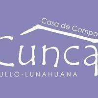 LUNAHUANA Casa de Campo LA CUNCA