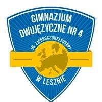 Gimnazjum Dwujęzyczne Nr 4 im. Zjednoczonej Europy w Lesznie