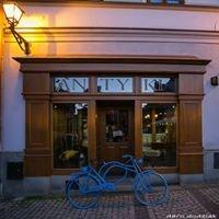 Niebieski Rower - Galeria i Antyki