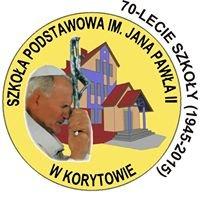 Szkoła Podstawowa im. Jana Pawła II w Korytowie