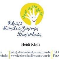 KLEINes Familienzentrum Deutenheim