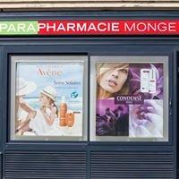 Parapharmacie monge