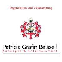 Patricia Gräfin Beissel GmbH - Konzepte & Entertainment