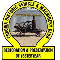 Corowa Historic Vehicle & Machinery Club Inc.