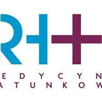 RH+  Medycyna Ratunkowa