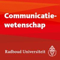 Communicatiewetenschap Nijmegen - Communication Science RU