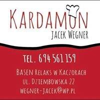 Szef Kuchni Jacek Wegner / Bufet Kardamon
