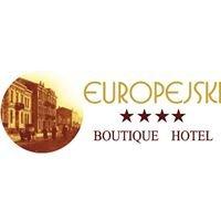 Europejski Boutique Hotel / Restauracja Stylowa
