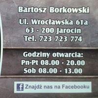 """Fryzjer Męski """"Borkowski"""""""