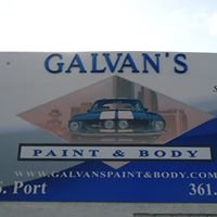 Galvan's Paint & Body