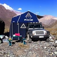 Overland SouthAmerica GrizzlyCamp