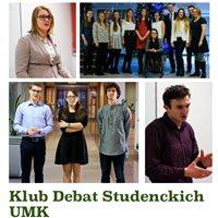 Klub Debat Studenckich UMK