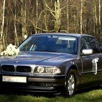 BMW do ślubu