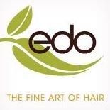 Edo. The fine art of hair.