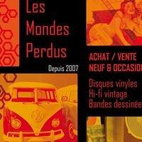 Les Mondes Perdus (disques & bandes dessinées)