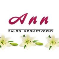 """Salon Kosmetyczny ,,Ann"""" Anna Żurawska - Antończak"""