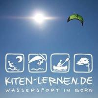 KITEN-LERNEN.DE: Kite- & Windsurfschule Born