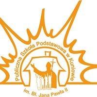 Publiczna Szkoła Podstawowa z OP im. Bł. Jana Pawła II w Kuniowie