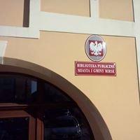 Biblioteka Publiczna Miasta i Gminy Mirsk