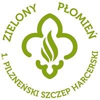 """1 Pilzneński Szczep Harcerski """"Zielony Płomień"""" im. Sebastiana Petrycego"""