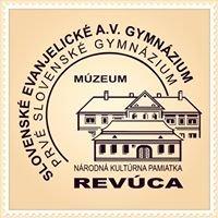 Prvé slovenské gymnázium v Revúcej 1862 - 1874