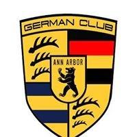 University of Michigan German Club