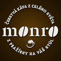 Kavárna a pražírna Monro