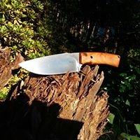 BURNO Blacksmith Knives