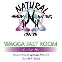 Natural Health N Healing Centre, Wagga Salt Room & Day Spa