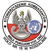 Stowarzyszenie Kombatantów Misji Pokojowych ONZ Koło nr 18 w Koszalinie