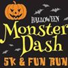 Halloween Monster Dash