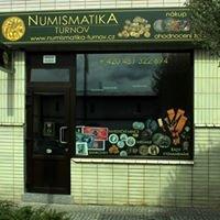 Numismatika Turnov