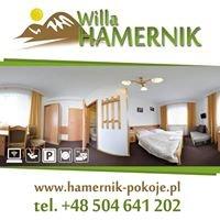 Willa Hamernik - noclegi w Tyliczu