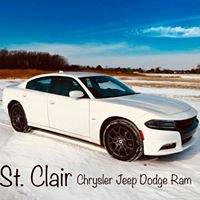 St. Clair Chrysler Jeep Dodge Ram
